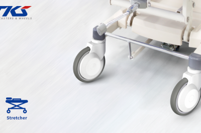 New Caster for Stretcher - 38P Series